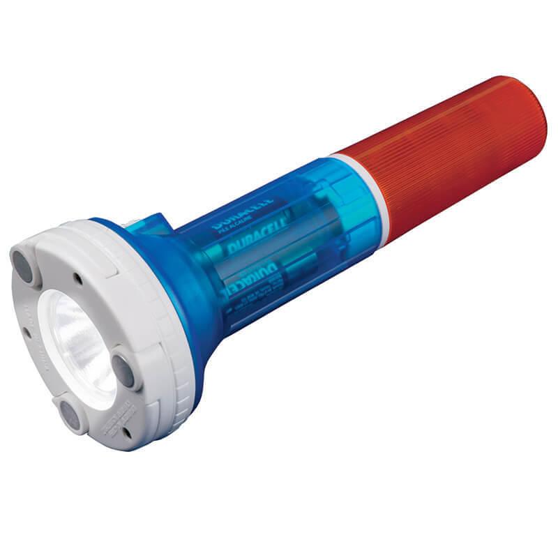 Фонарик Uniel P-AT031-BB Amber-Blue Premium актив фонарь 08789 premium diving – nautilus p wp011 bb yellow uniel 1116587