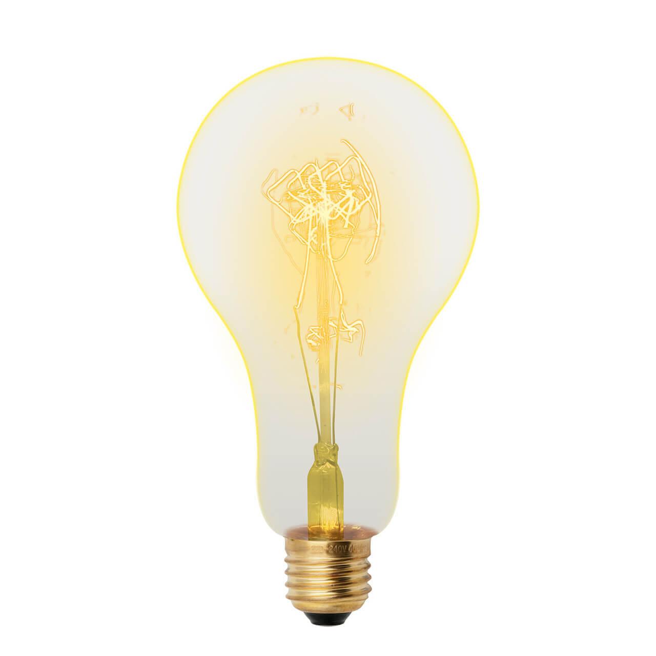 Лампочка Uniel IL-V-A95-60/GOLDEN/E27 SW01 Vintage