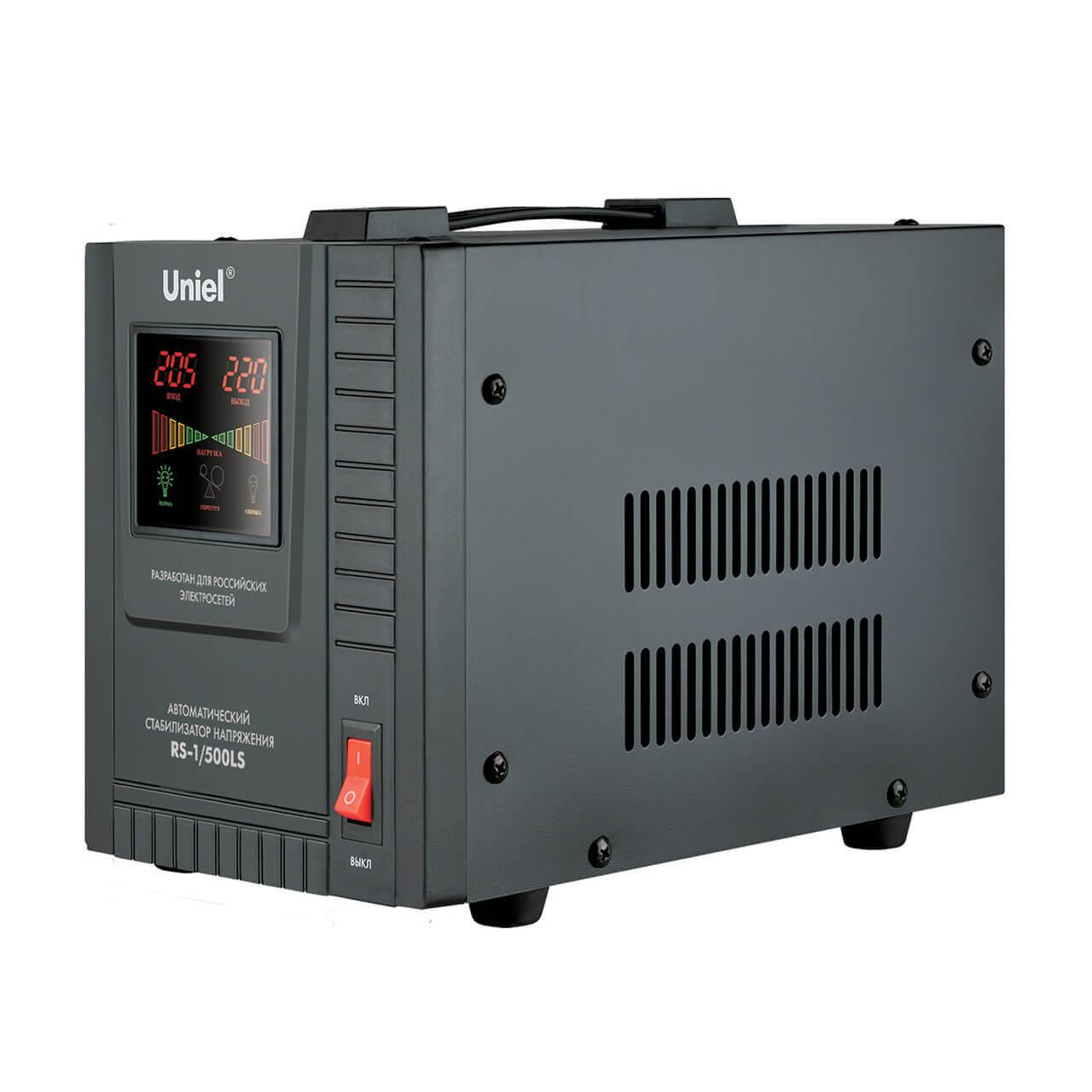 Стабилизатор Uniel RS-1/500LS RS-1 LS