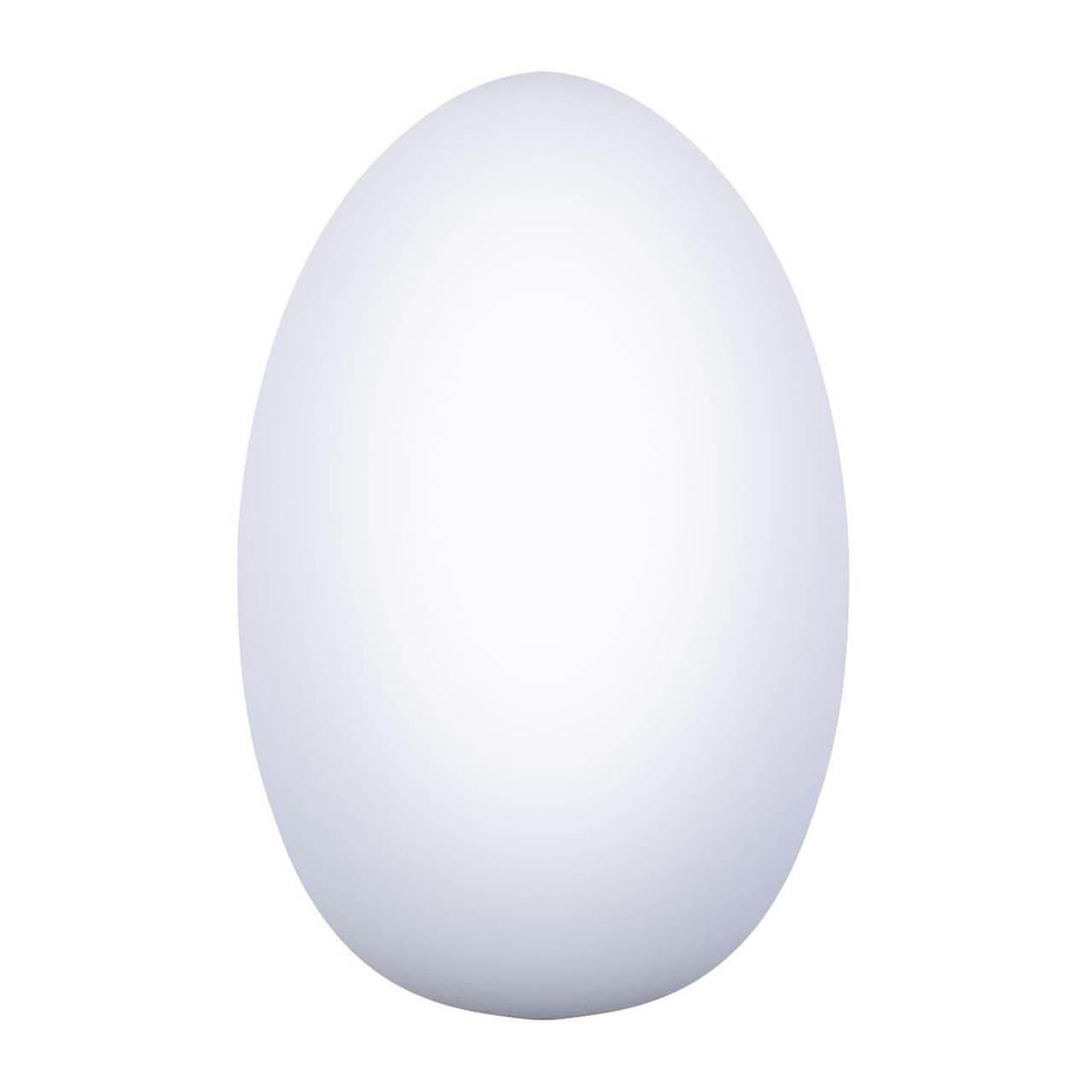 Светильник Uniel ULG-R003 019/RGB IP54 Egg ULV-R уличный светодиодный светильник ul 00003301 uniel ulg r001 020 rgb ip65 ball