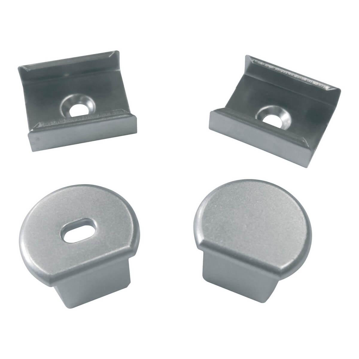 Набор аксессуаров Uniel UFE-N07 Silver UFE-N