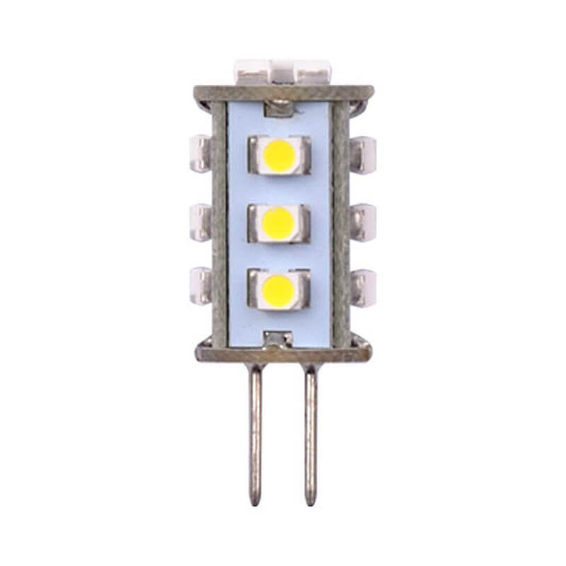 Лампа светодиодная (03973) G4 0,9W 6500K прозрачная LED-JC-12/0,9W/DW/G4 75lm uniel лампа галогенная uniel капсула прозрачная g4 35w jc 220 35 g4 cl 02585