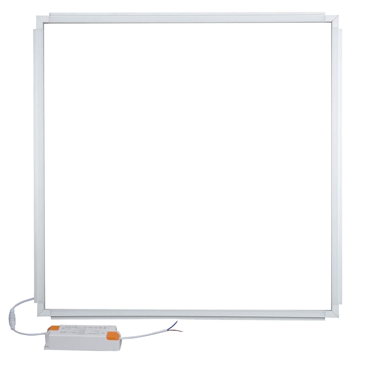Потолочный светодиодный светильник (UL-00004632) Uniel ULO-RF6060-38W/4000K Reframe white uniel ulo zl ulozl9050wnw
