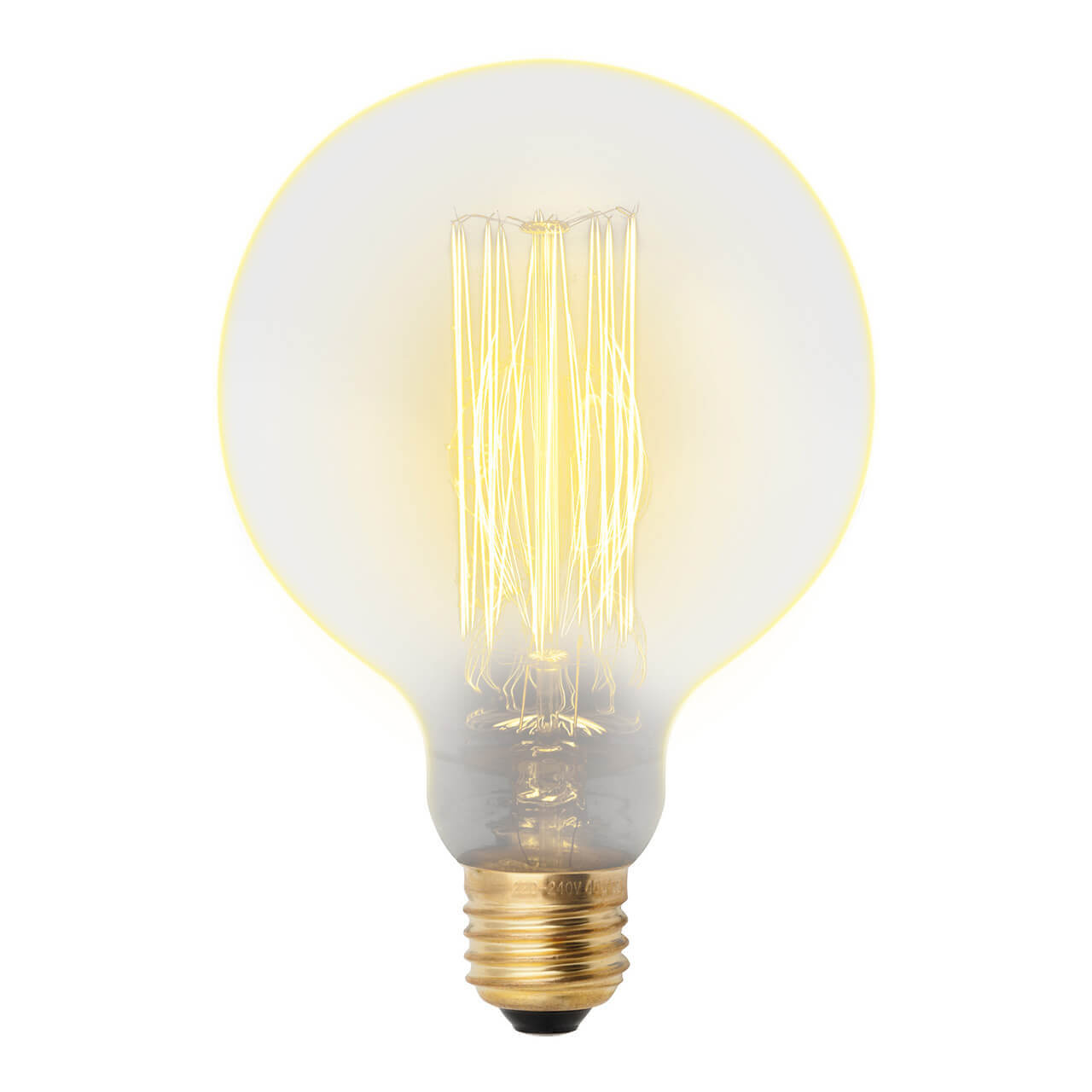 Лампочка Uniel IL-V-G125-60/GOLDEN/E27 VW01 Vintage