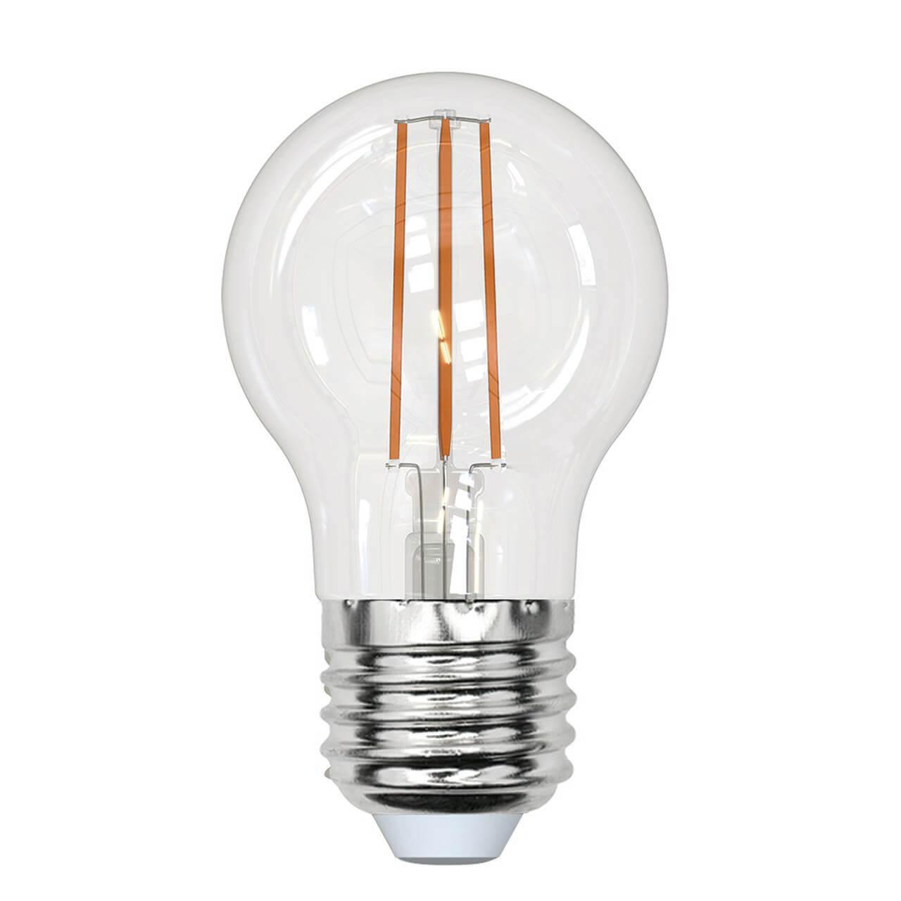 Лампочка Uniel LED-G45-13W/4000K/E27/CL PLS02WH Sky лампочка uniel led g45 9w 3000k e27 cl pls02wh led g45
