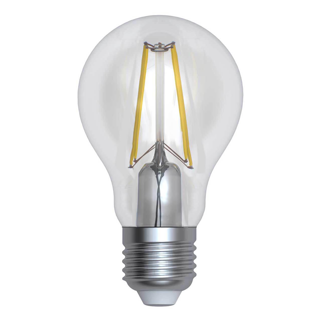 Фото - Лампочка Uniel LED-A60-12W/3000K/E27/CL PLS02WH LED-A60 лампочка uniel led g45 13w 3000k e27 cl pls02wh sky