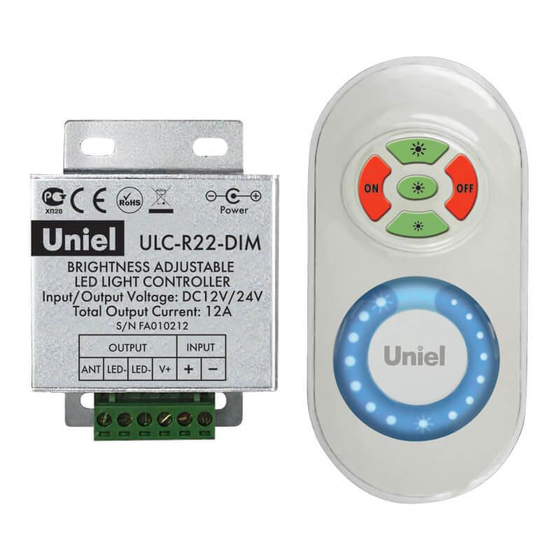 Контроллер Uniel ULC-R22-DIM White ULC