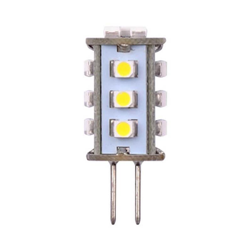 Лампа светодиодная (03972) G4 0,9W 3000K прозрачная LED-JC-12/0,9W/WW/G4 60lm uniel лампа галогенная uniel капсула прозрачная g4 35w jc 220 35 g4 cl 02585