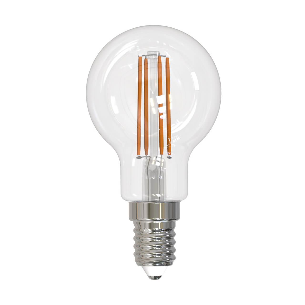 цена на Лампочка Uniel LED-G45-11W/3000K/E14/CL PLS02WH LED-G45