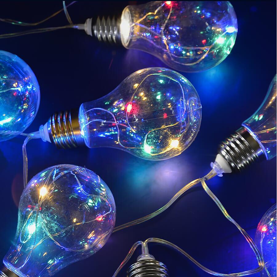 Гирлянда Uniel USL-S-126/PT4000 Bulbs Лампочки