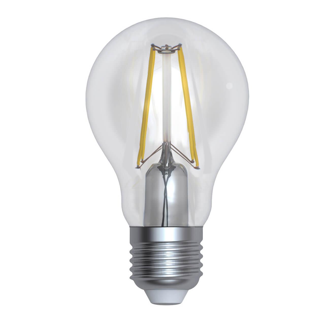 Лампочка Uniel LED-A60-12W/3000K/E27/CL/DIM GLA01TR LED-A60 светодиодная лампа uniel air led a60 7w nw e27 cl dim gla01tr ul 00002874
