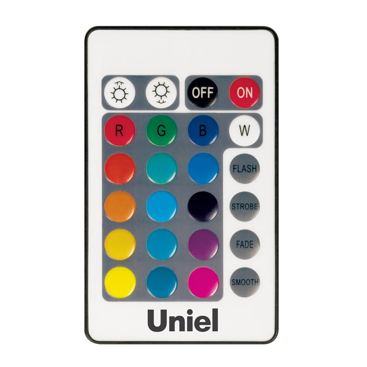 цена на Пульт управления Uniel UCH-S210 BLACK UCH