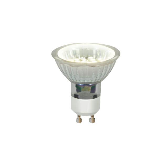 Лампочка Uniel LED-JCDR-SMD-1,5W/WW/GU10 95 Lm JCDR-SMD