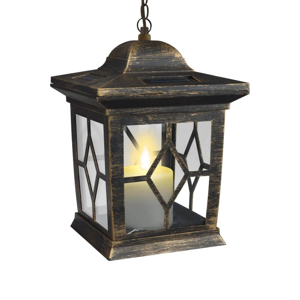 Светильник Uniel USL-S-180/PT220 Bronze lantern цена 2017