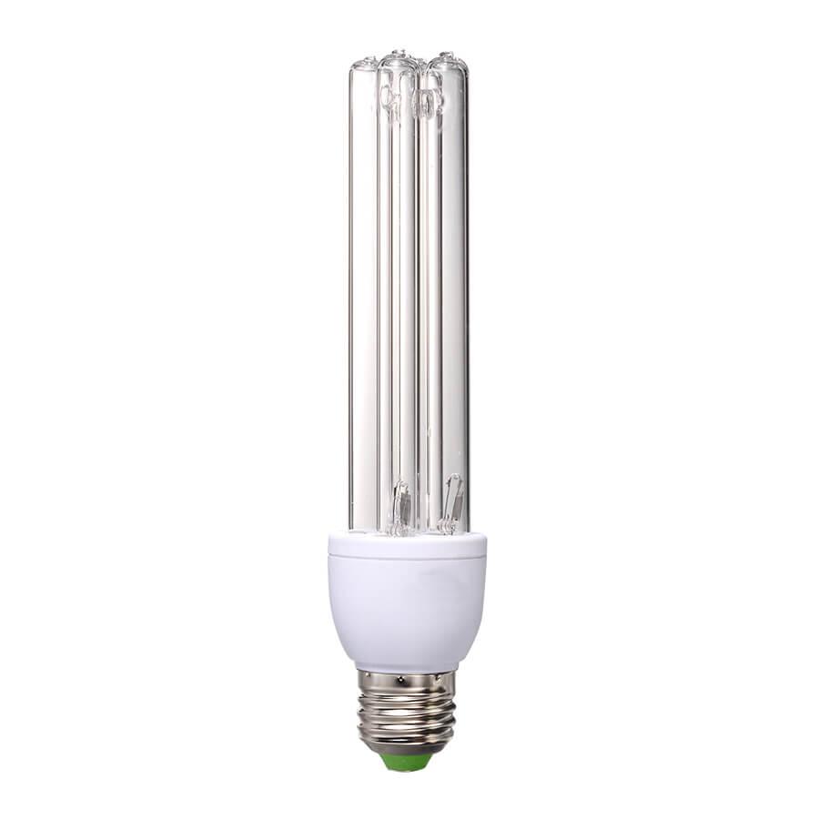 Лампочка Uniel ESL-PLD-25/UVCB/E27/CL EFL