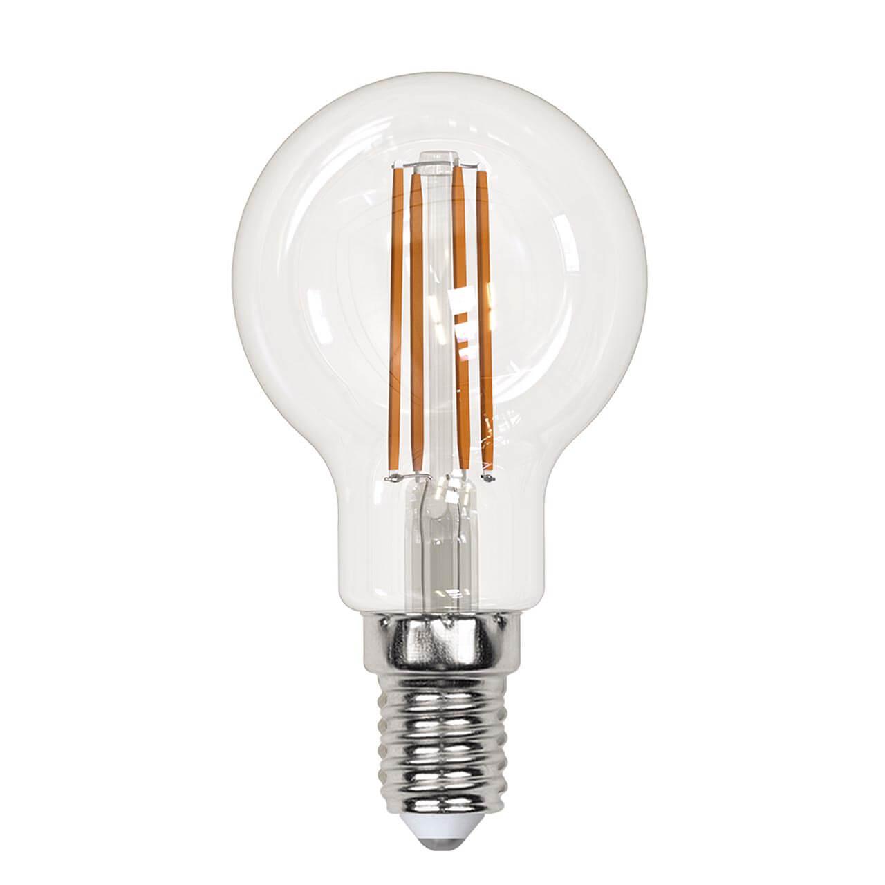 Лампочка Uniel LED-G45-13W/3000K/E14/CL PLS02WH Sky лампочка uniel led g45 9w 3000k e27 cl pls02wh led g45