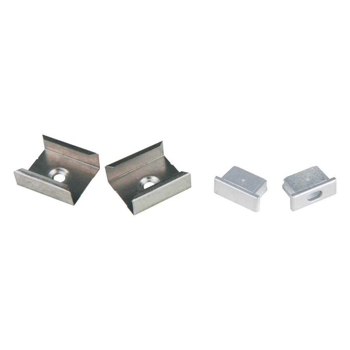Набор аксессуаров Uniel UFE-N12 Silver A Polybag UFE-N