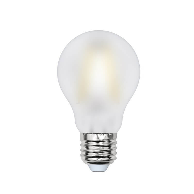 цена на Лампочка Uniel LED-A60-8W/WW/E27/FR PLS02WH Sky