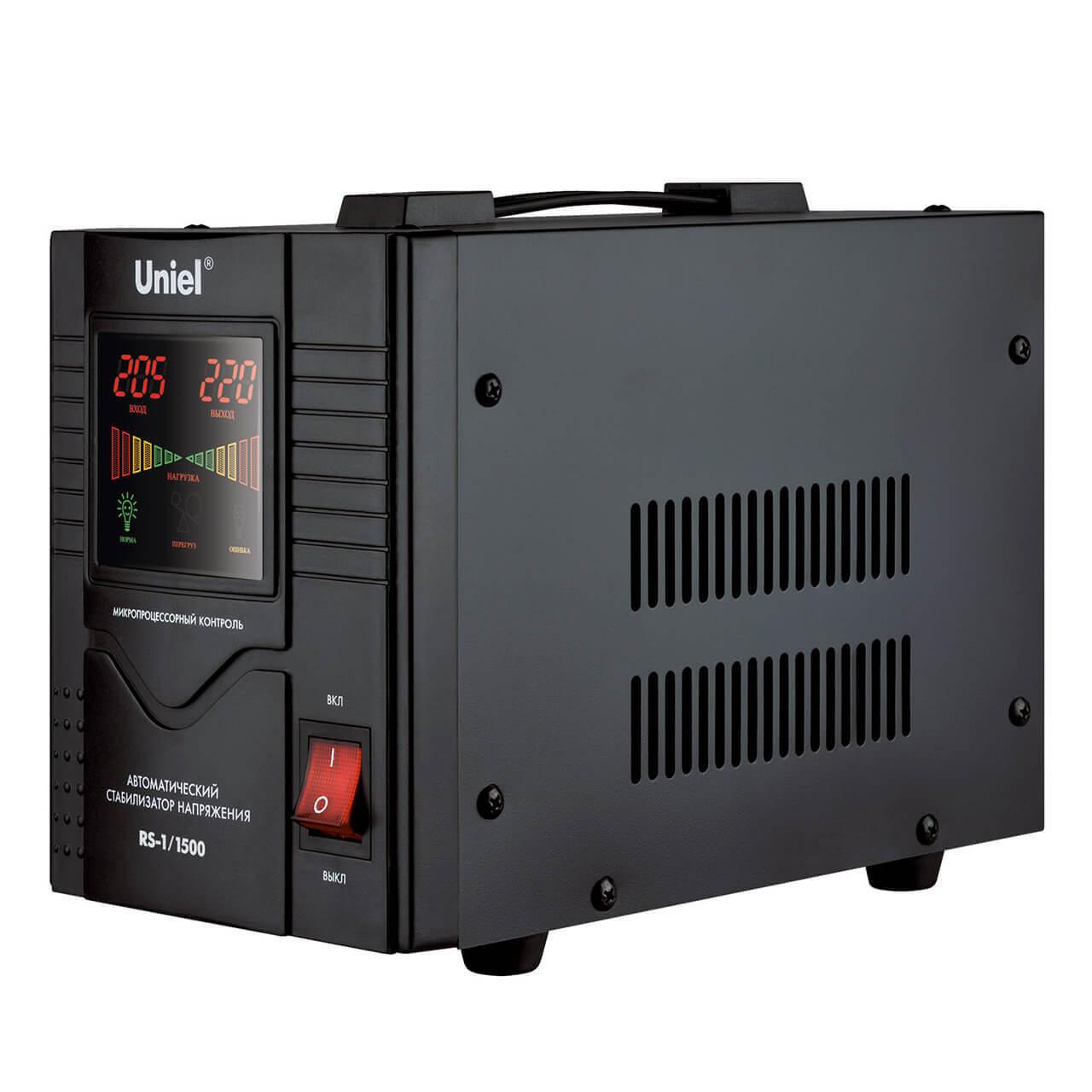 Стабилизатор Uniel RS-1/1500 RS-1