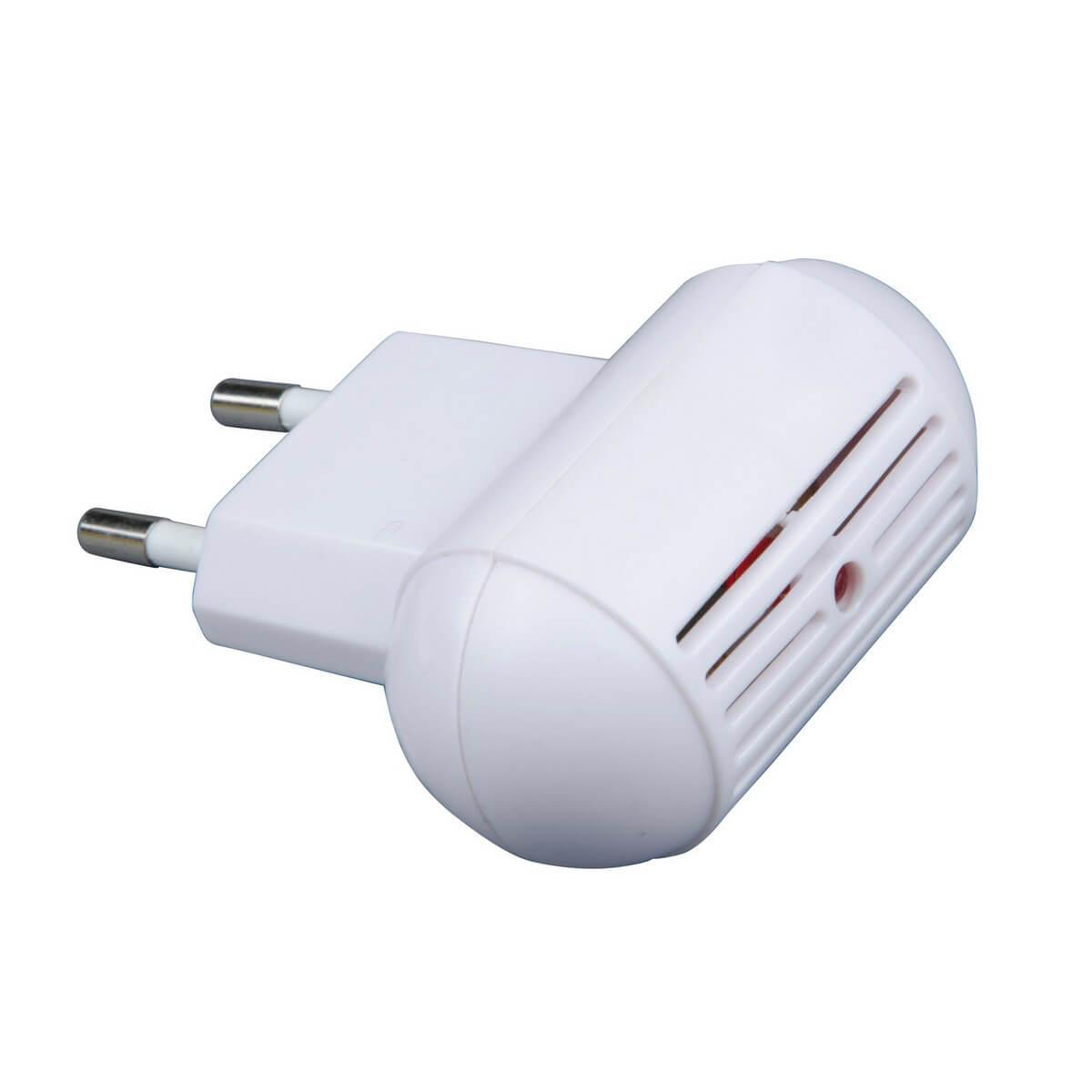 Ультразвуковой отпугиватель насекомых и грызунов (UL-00004561) Uniel UDR-E10 White все цены