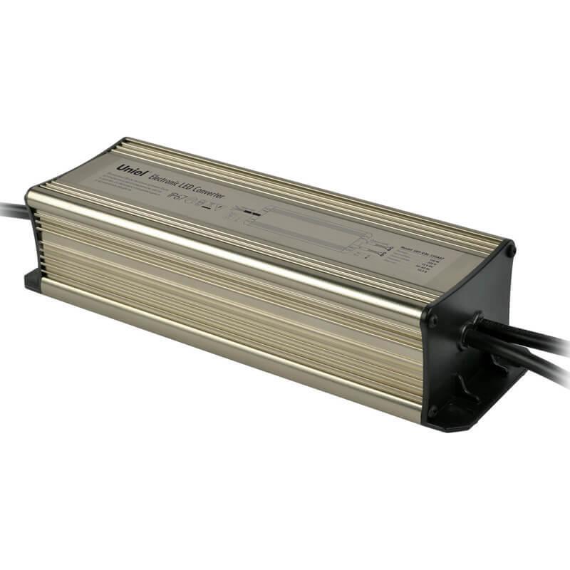 Блок питания для светодиодов Uniel (06013) 150W IP67 UET-VAL-150A67 цены онлайн