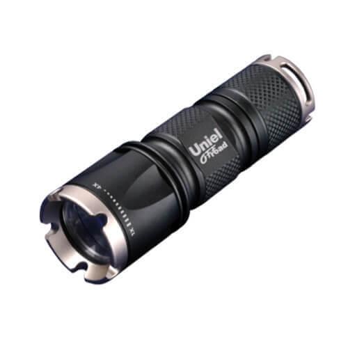 Фонарик Uniel P-ML071-BB Black Premium классический фонарь 08789 premium diving – nautilus p wp011 bb yellow uniel 1116587