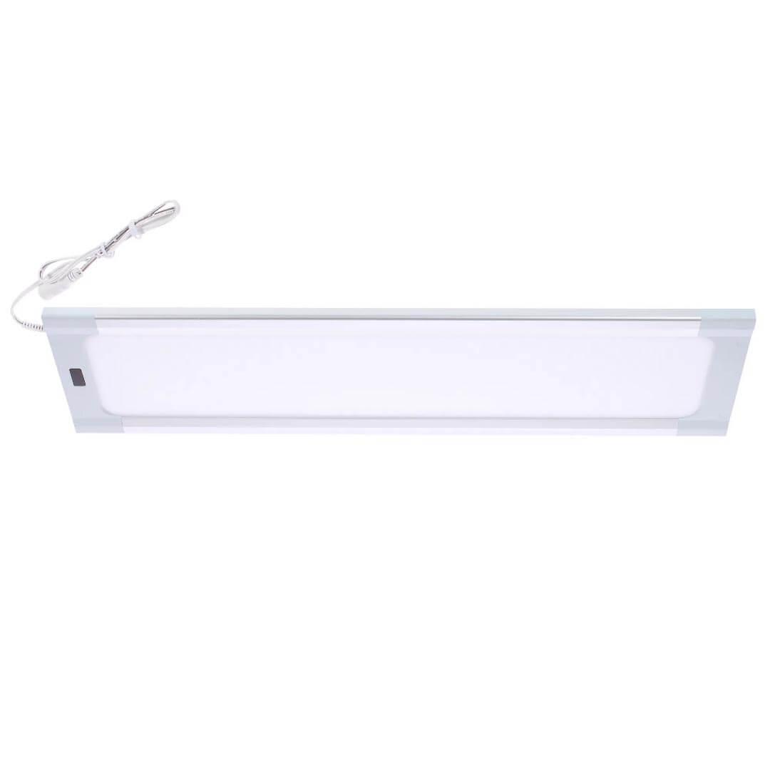 Фото - Светильник Uniel ULI-F42-7,5W/RGB/RC/DIM Sensor IP20 Silver ULI uniel светильник uli p28 11w spsb ip20 белый