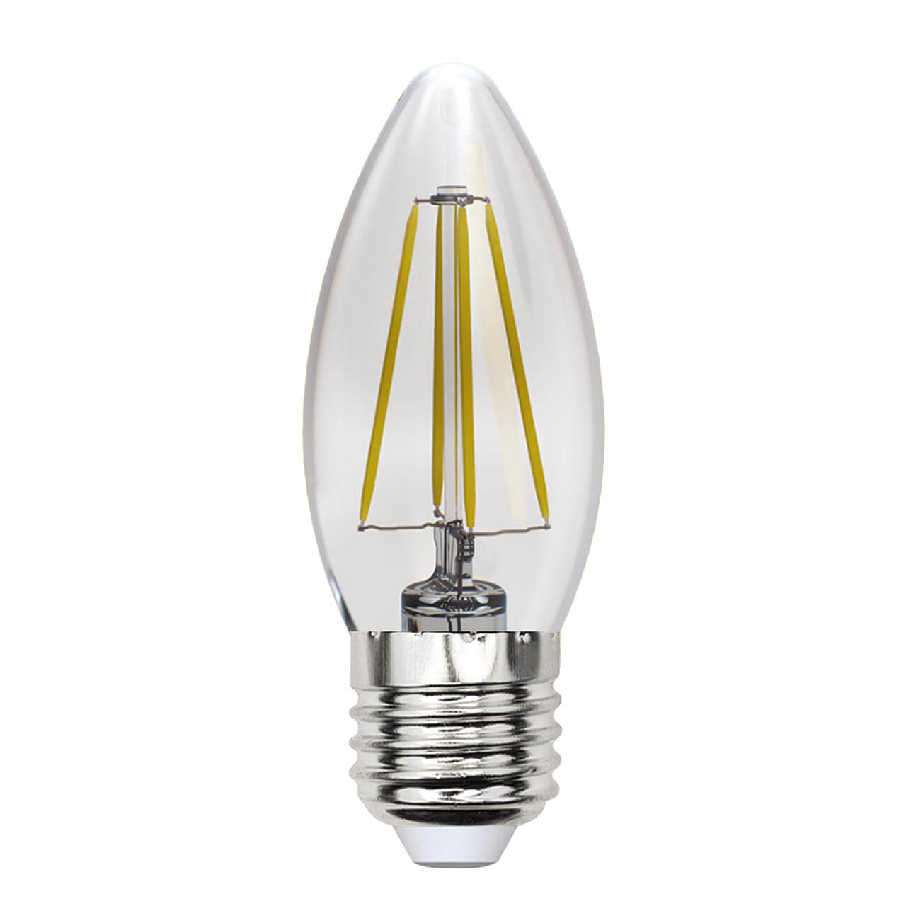 Фото - Лампочка Uniel LED-C35-13W/3000K/E27/CL PLS02WH Sky лампочка uniel led g45 13w 3000k e27 cl pls02wh sky