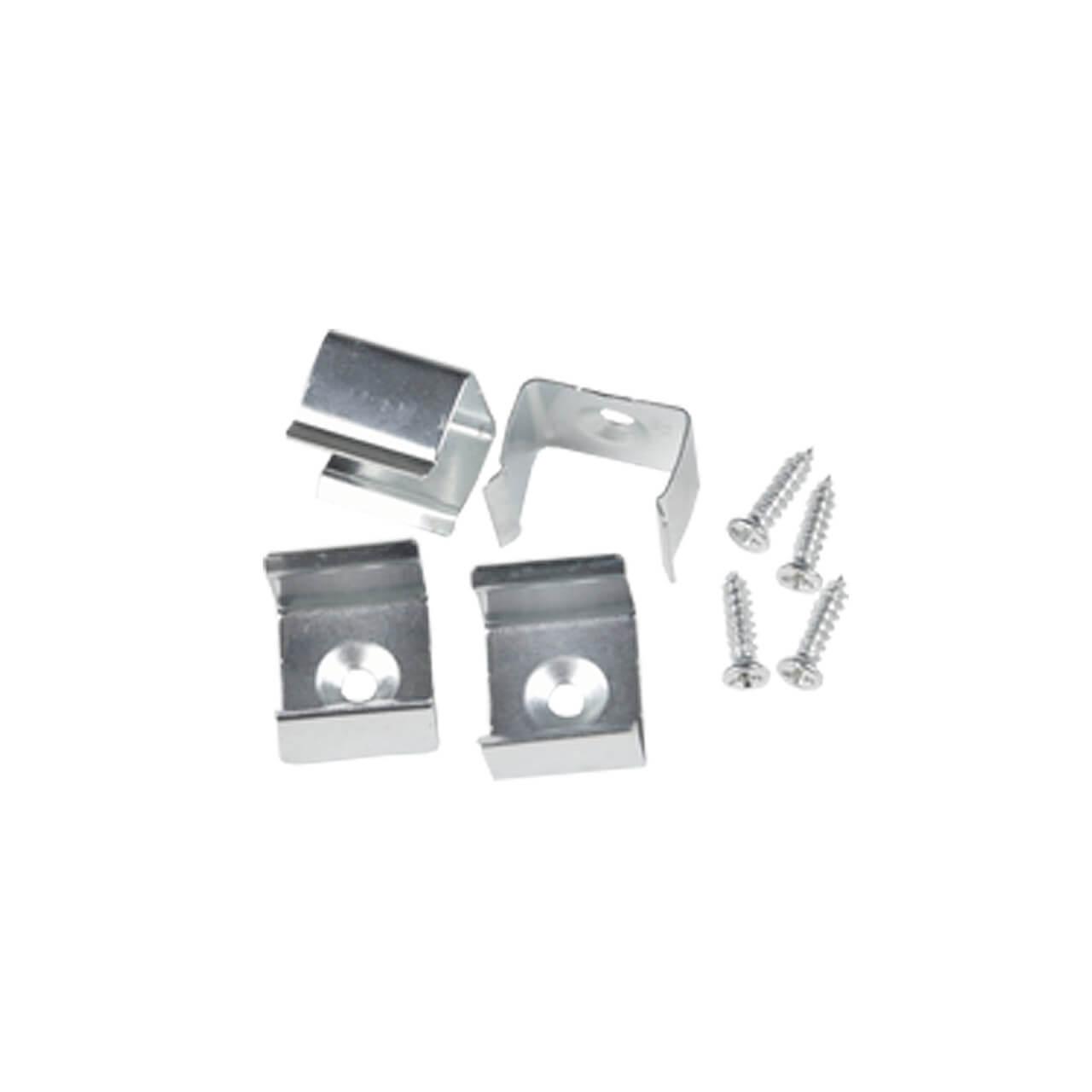 Набор аксессуаров Uniel UFE-N10 Silver B Polybag UFE-N