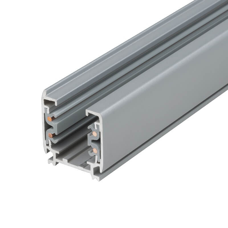 Шинопровод трехфазный (09722) Uniel UBX-AS4 Silver 100 бутсы as4 turf 278a10 inferno
