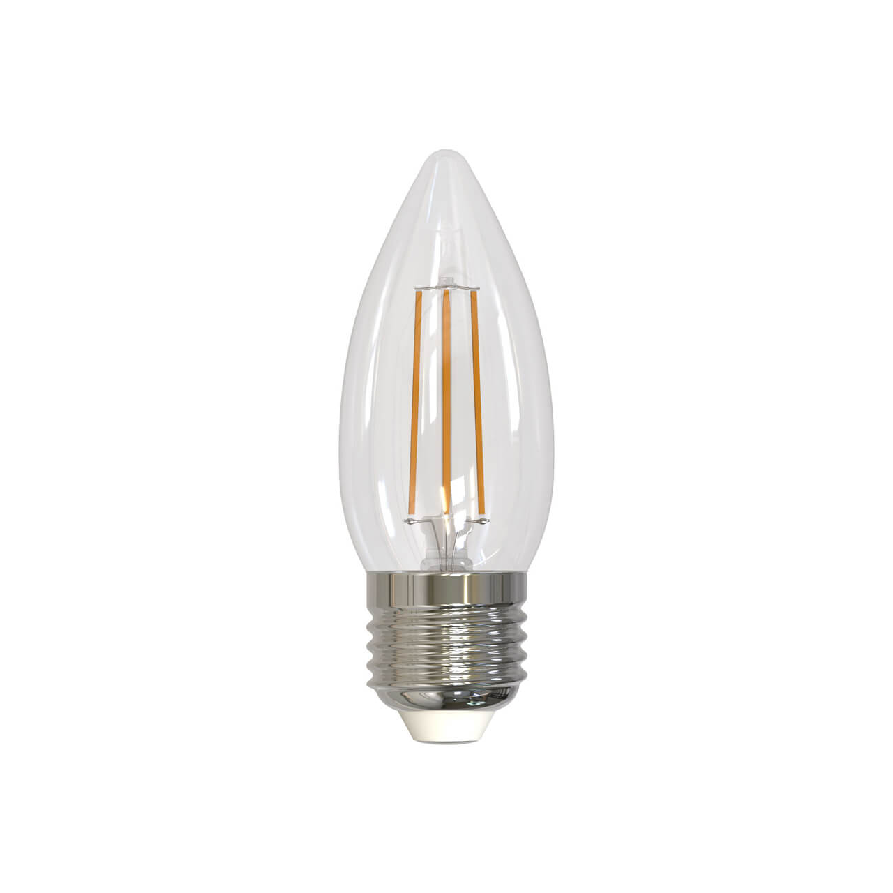 цена на Лампочка Uniel LED-C35-9W/4000K/E27/CL PLS02WH LED-C35