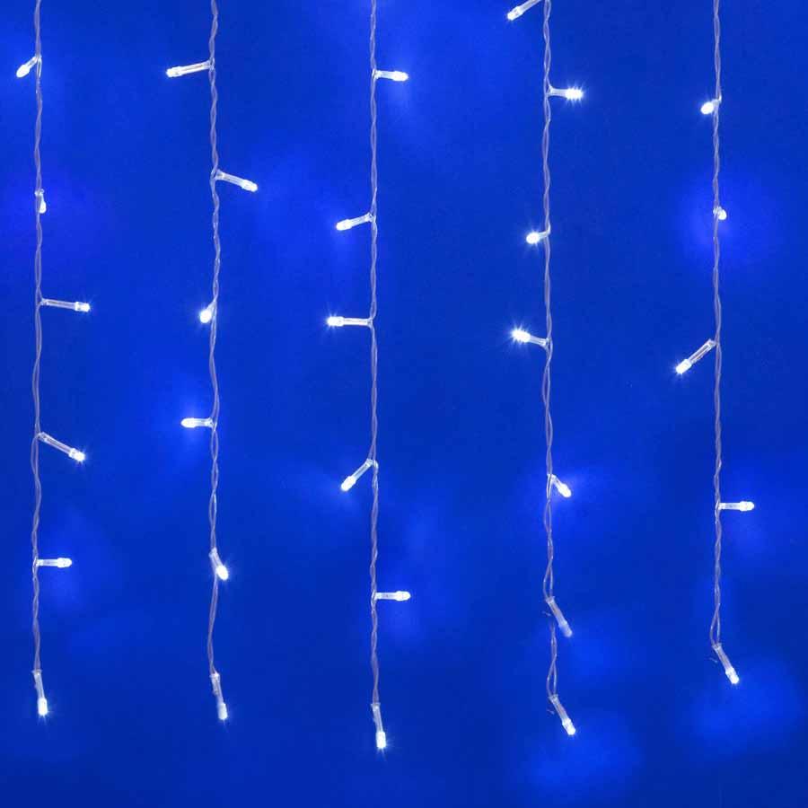 Фото - Гирлянда Uniel ULD-C3020-240/TTK White IP44 Занавес гирлянда uniel уличная светодиодная ul 00007214 занавес 220v синий белый uld c3020 240 ttk blue white ip44