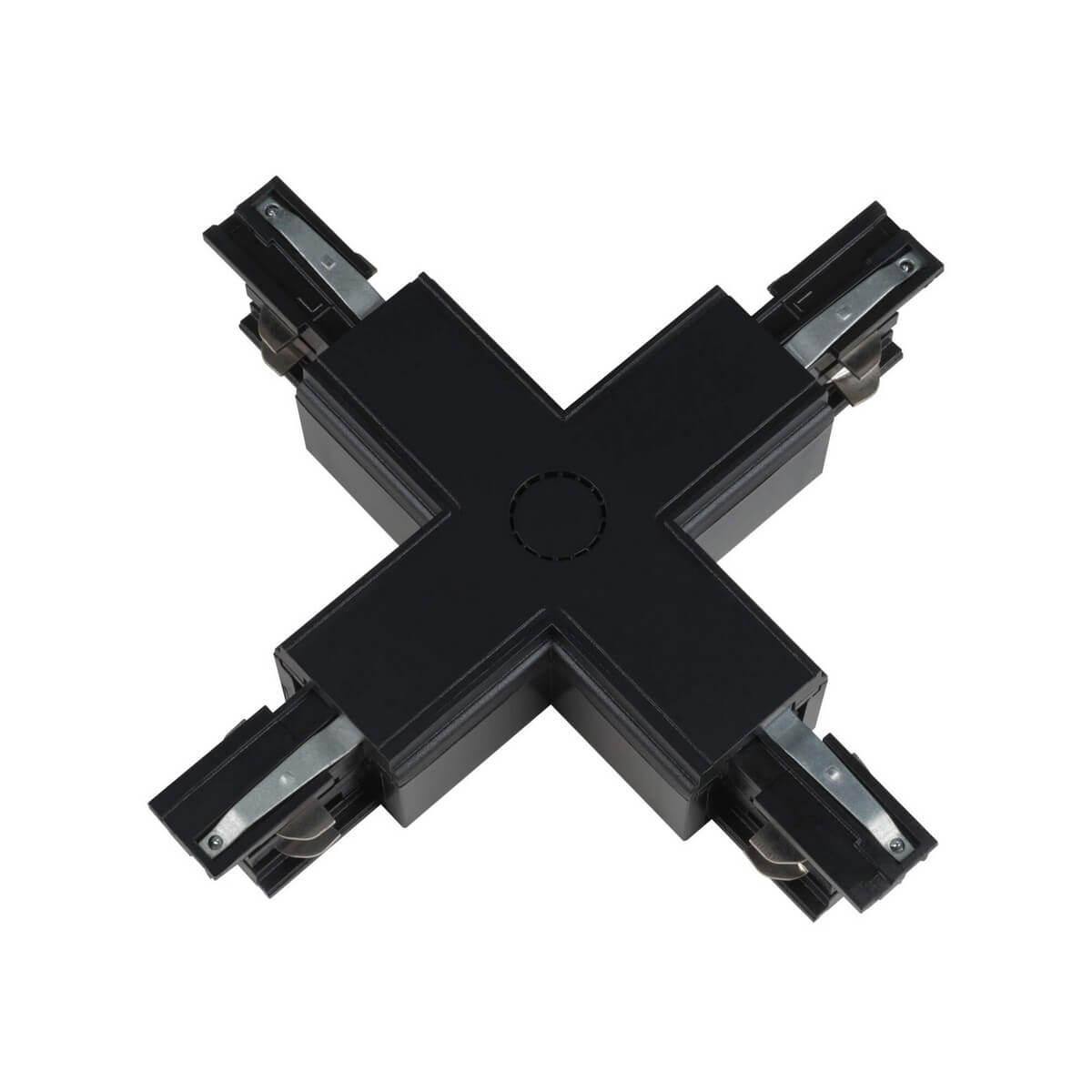 Соединитель Uniel UBX-A41 Black UBX-A41 uniel ubx 09787