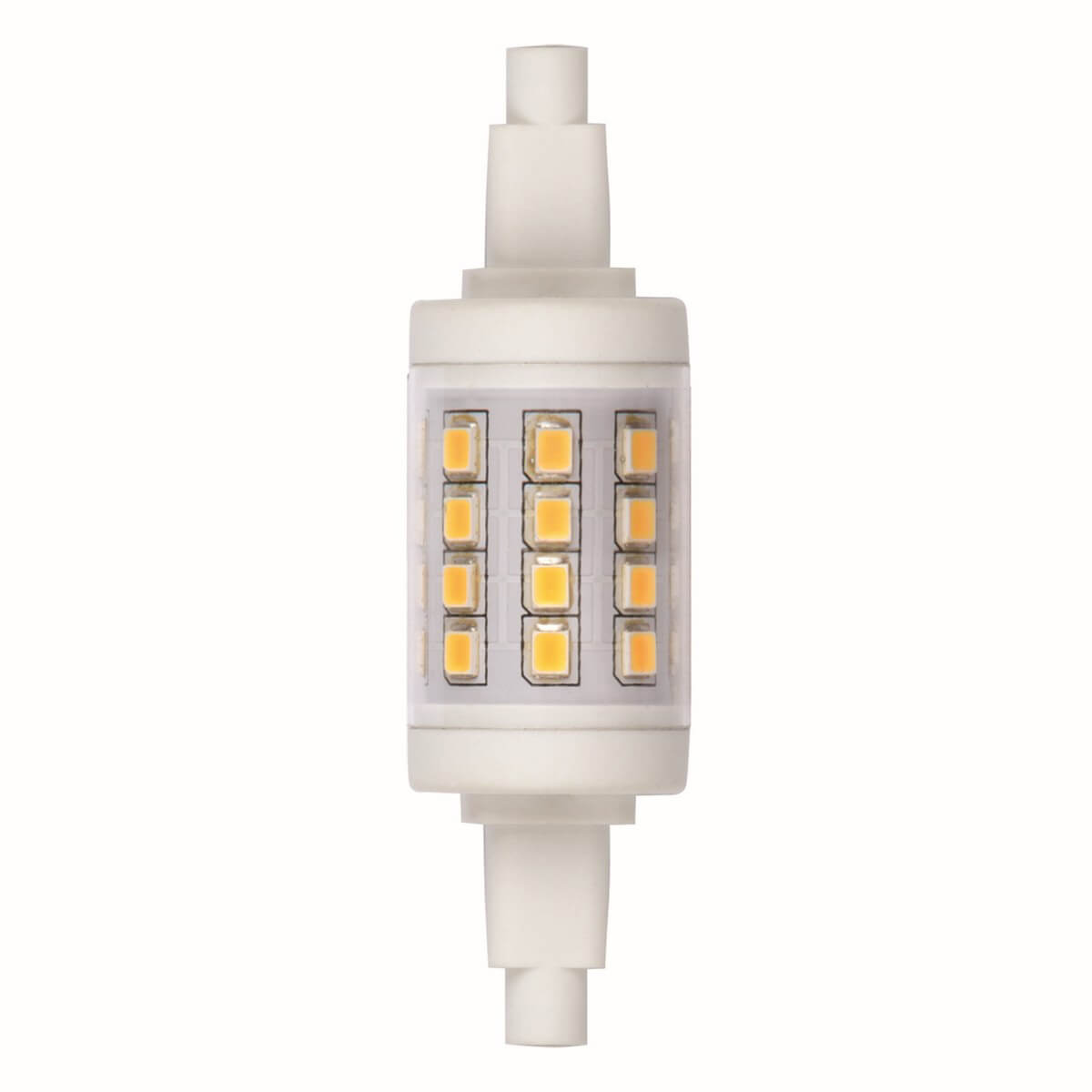 Лампочка Uniel LED-J78-6W/WW/R7s/CL PLZ06WH LED-J
