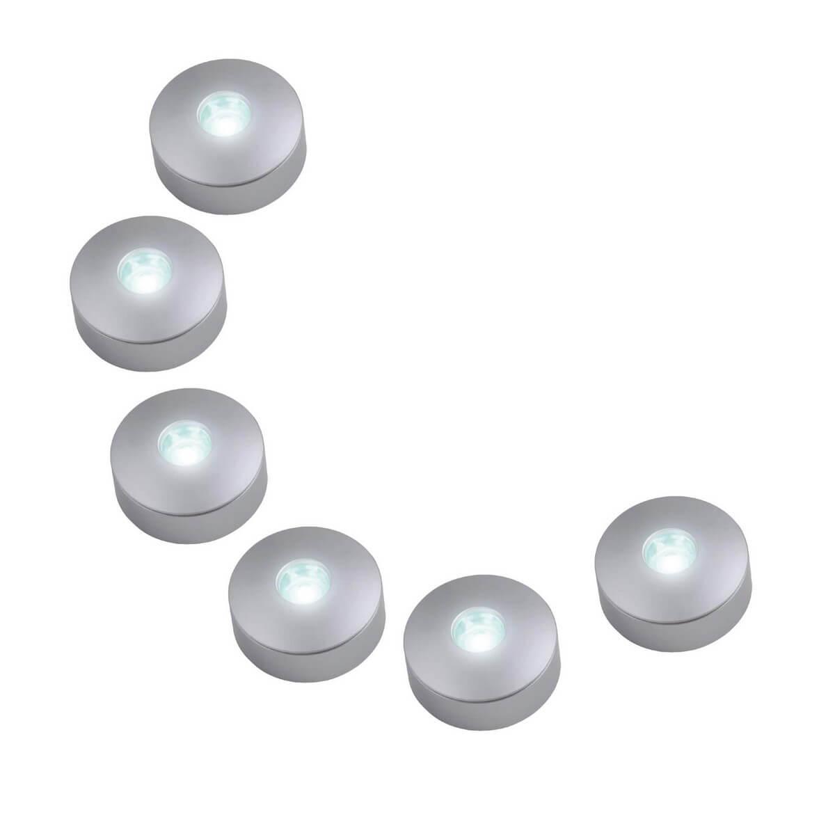 Светильник Uniel ULM-R04-1W*6/NW ULM-R04 bülent ceylan neu ulm