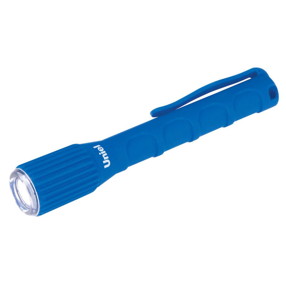 цена на Фонарик Uniel S-WP010-С Blue Standart Актив