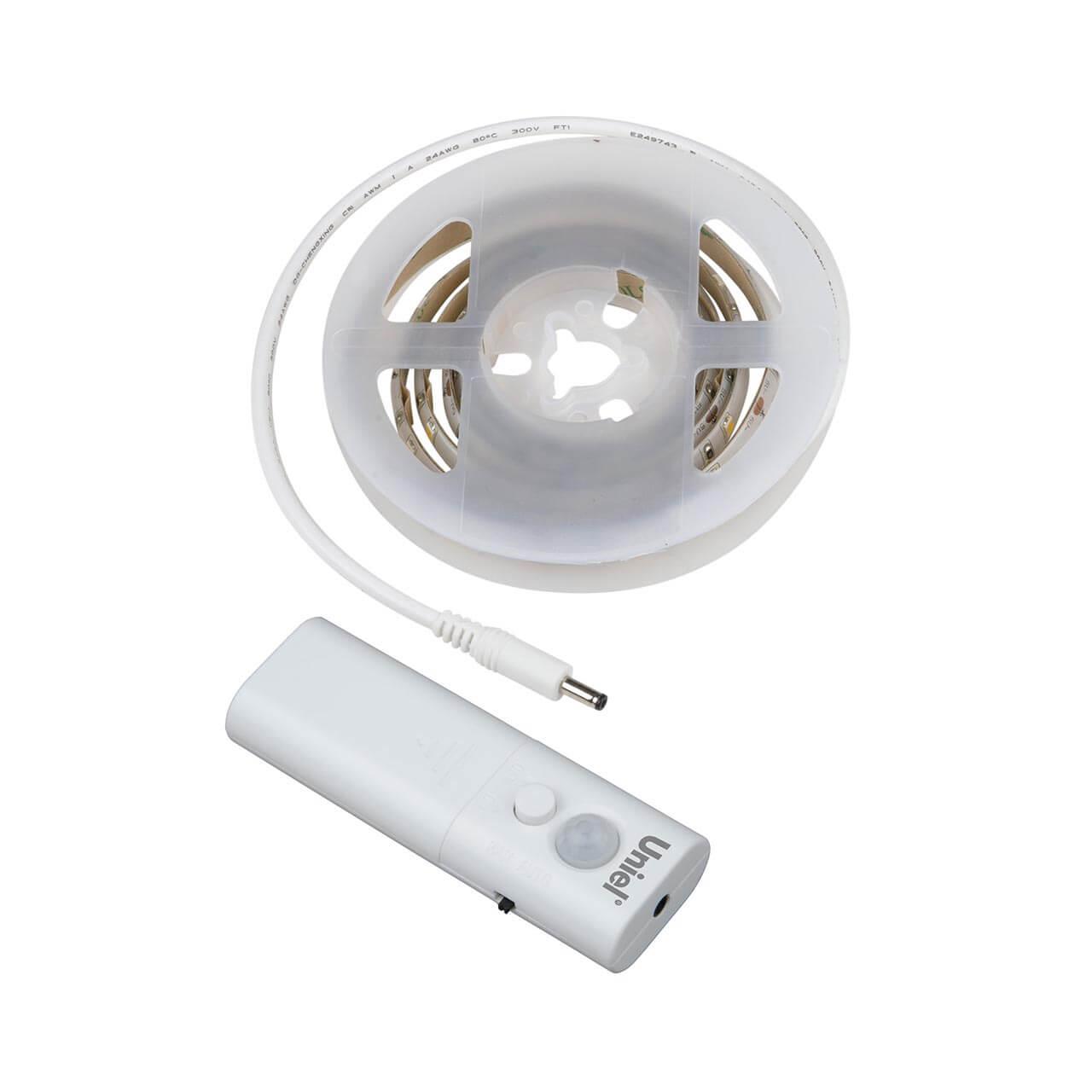 Светодиодная лента Uniel ULS-R22-1,5W/4000K/1,0M/2AA SENSOR Smart Light