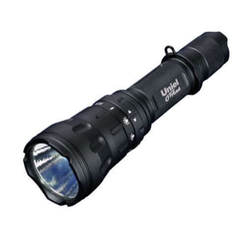 Фонарик Uniel P-ML076-BB Black Premium классический фонарь 08789 premium diving – nautilus p wp011 bb yellow uniel 1116587