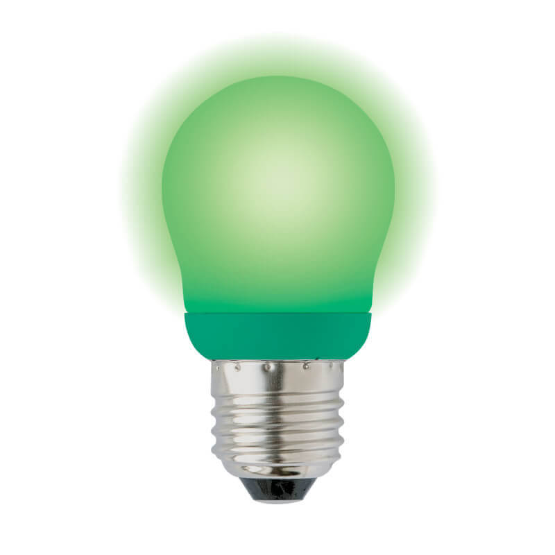 Лампа энергосберегающая (03039) E27 9W Green зеленый ESL-G45-9/GREEN/E27 martin logan classic esl 9 walnut