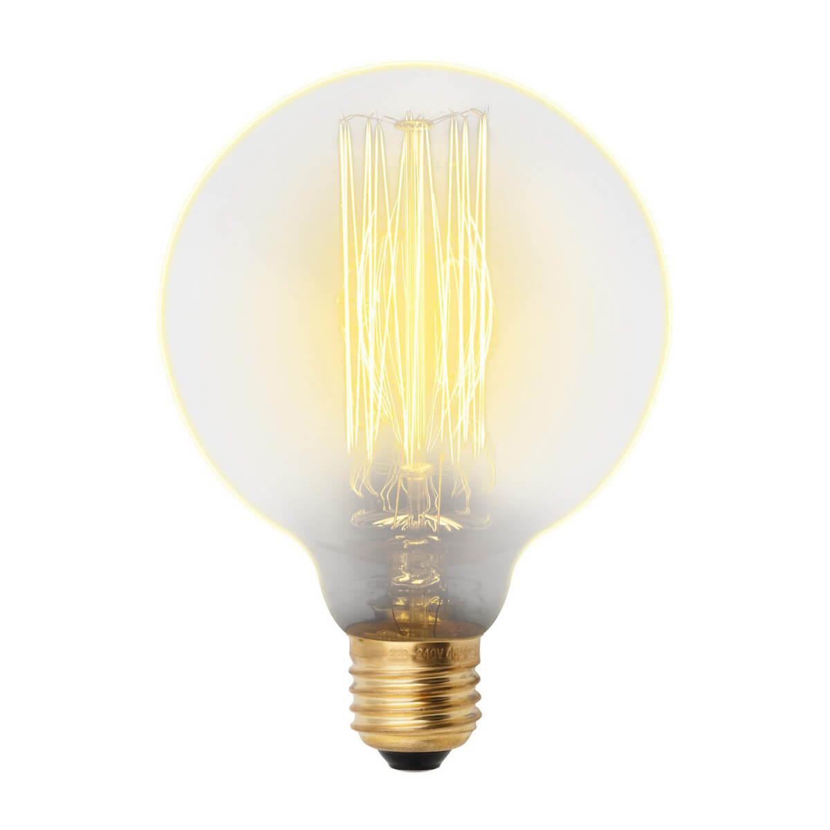 Лампочка Uniel IL-V-G95-60/GOLDEN/E27 VW01 Vintage