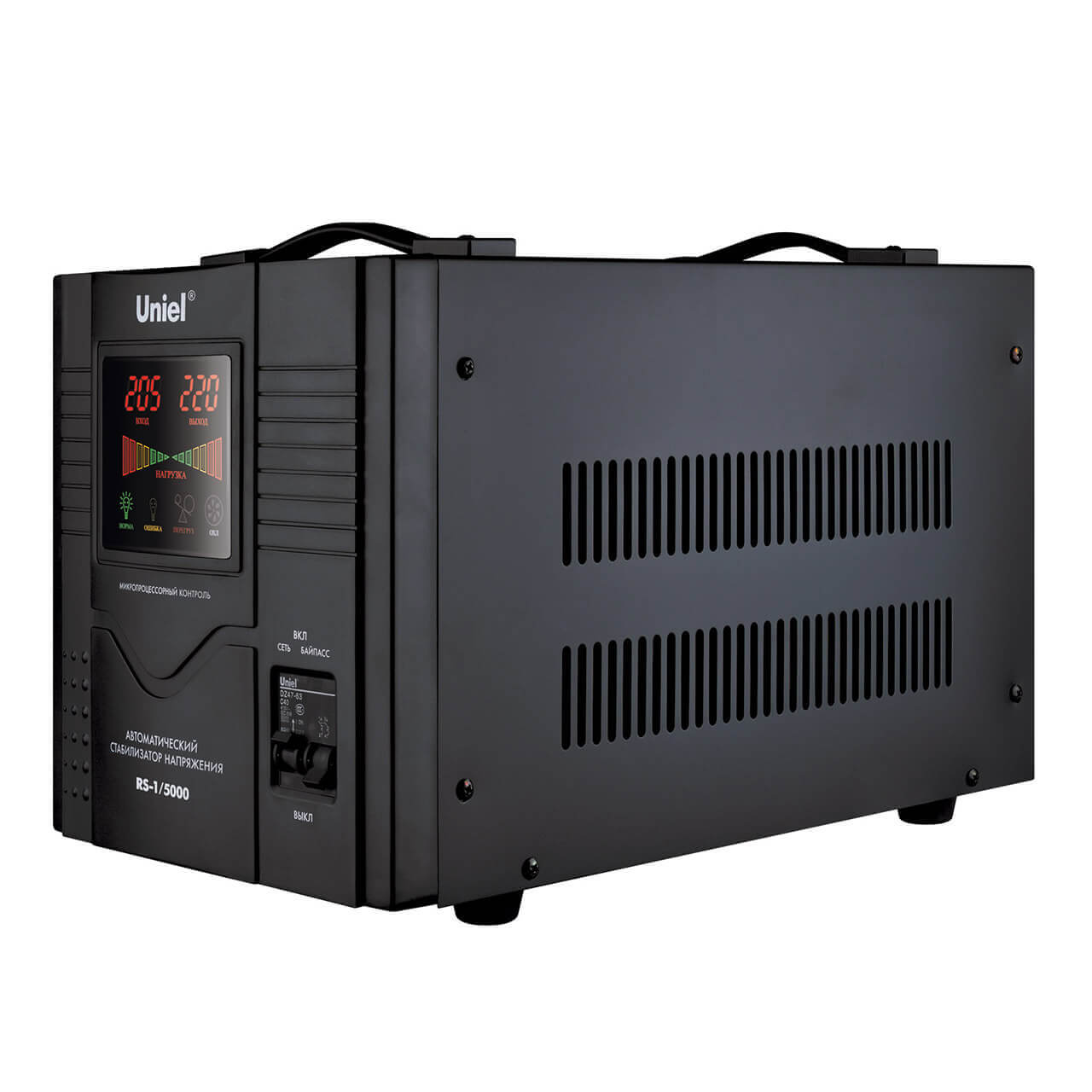 Стабилизатор Uniel RS-1/5000 RS-1