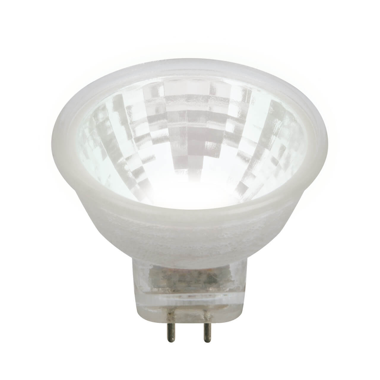 Лампочка Uniel LED-MR11-3W/NW/GU4/220V GLZ21TR LED-MR11