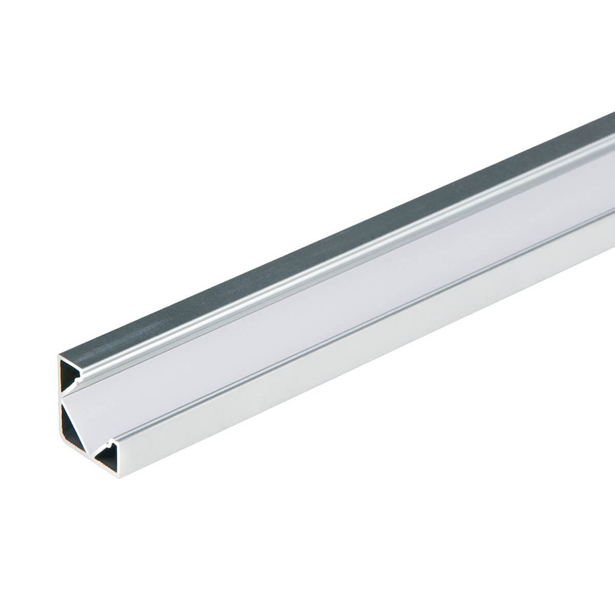 Профиль (UL-00004052) Uniel UFE-A13 Silver 200 Polybag панель для планшета 9 inch allwinner a13 a10 q9 n9 aoson m92 opd tpc0027 for allwinner a13 a10 opd tpc0027