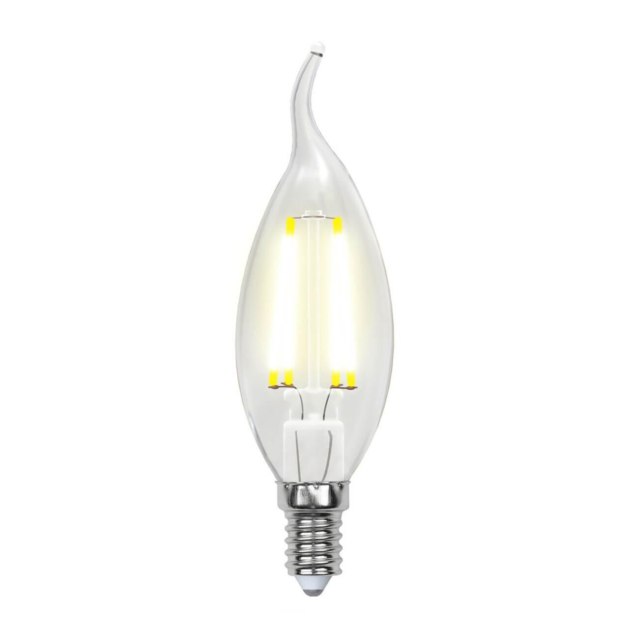 цена на Лампочка Uniel LED-CW35-6W/WW/E14/CL GLA01TR AIR C