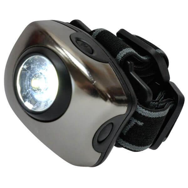 Фонарь (03212) Uniel Standart «Bright eyes — comfort» S-HL011-C Gun Metal uniel standart 07437