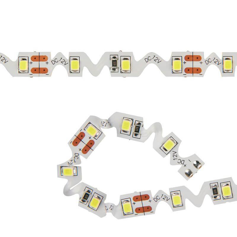 Светодиодная лента Uniel ULS-Z01-2835-60LED/m-8mm-IP20-DC12V-9,6W/m-3M-DW ULS-Z