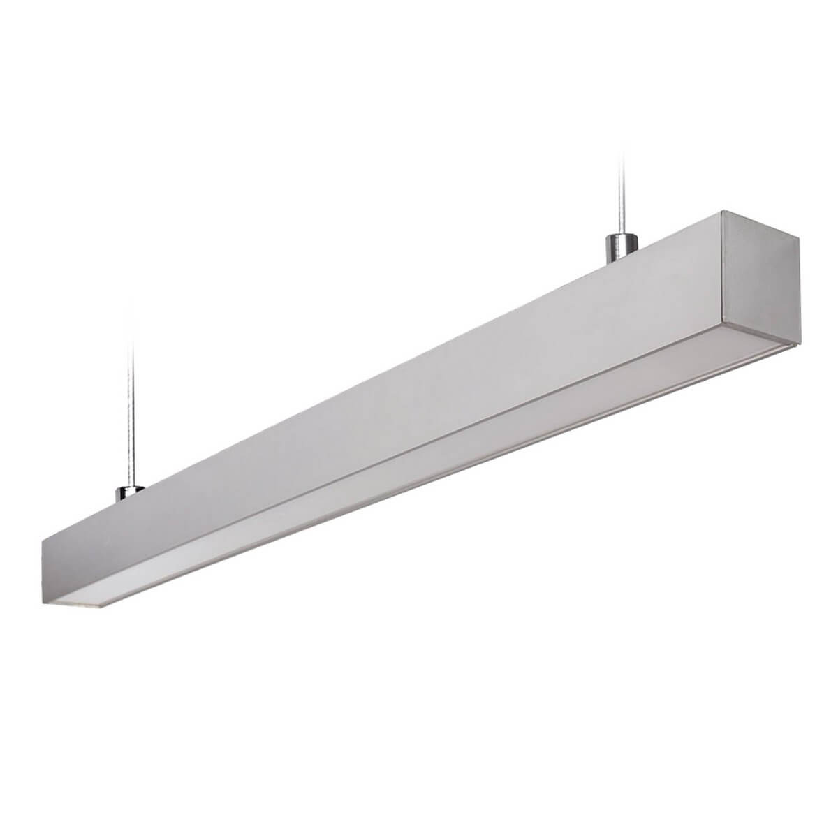 Подвесной светодиодный светильник (UL-00004208) Uniel ULO-K10D 60W/5000K/L120 IP65 Silver uniel ulo zl ulozl9050wnw