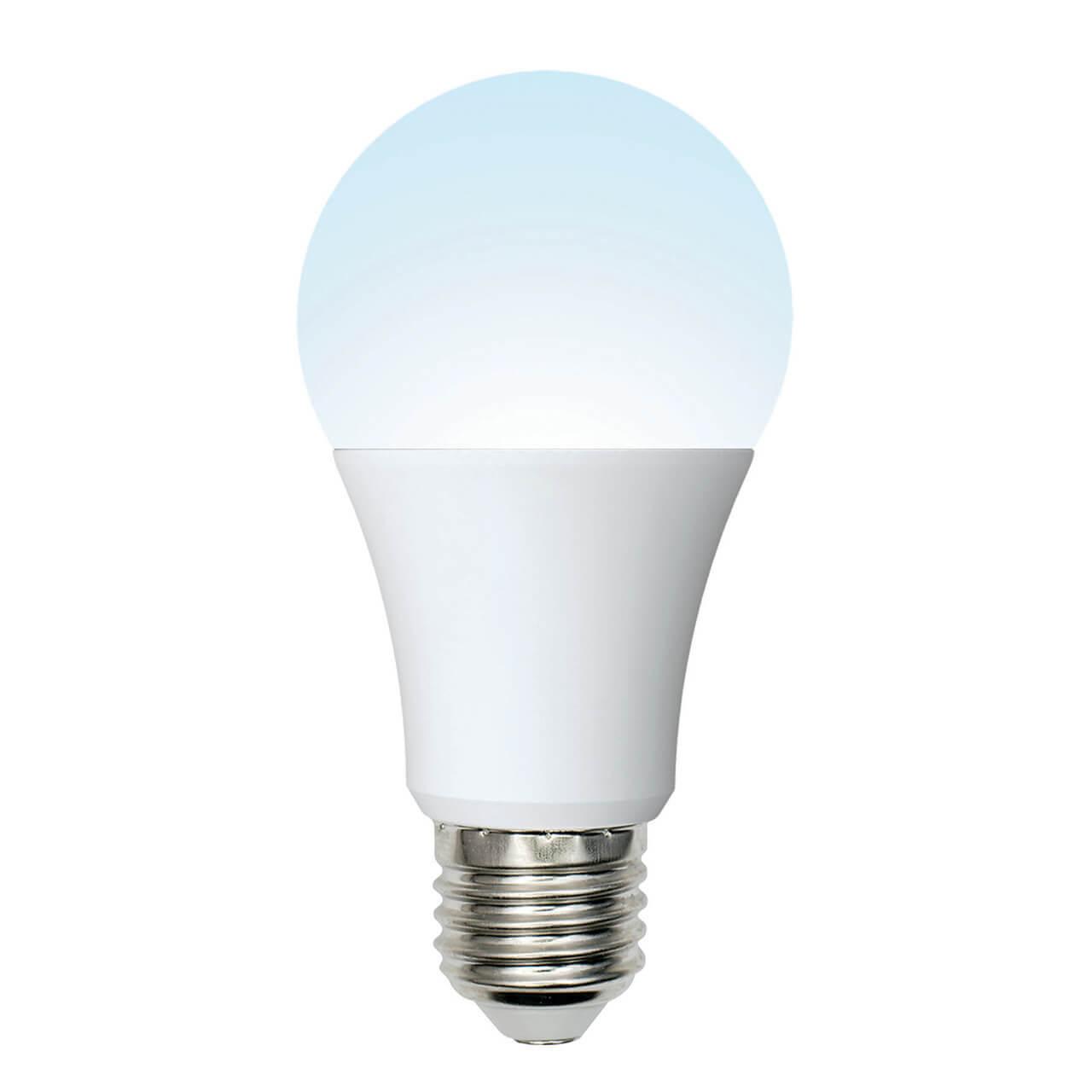 Лампочка Uniel LED-A60-10W/NW/E27/FR/24-48V Низковольтные