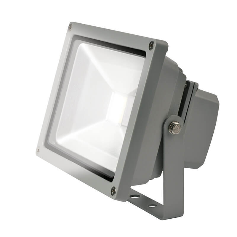 Прожектор светодиодный (06042) Uniel 50W 4000K ULF-S01-50W/NW цена