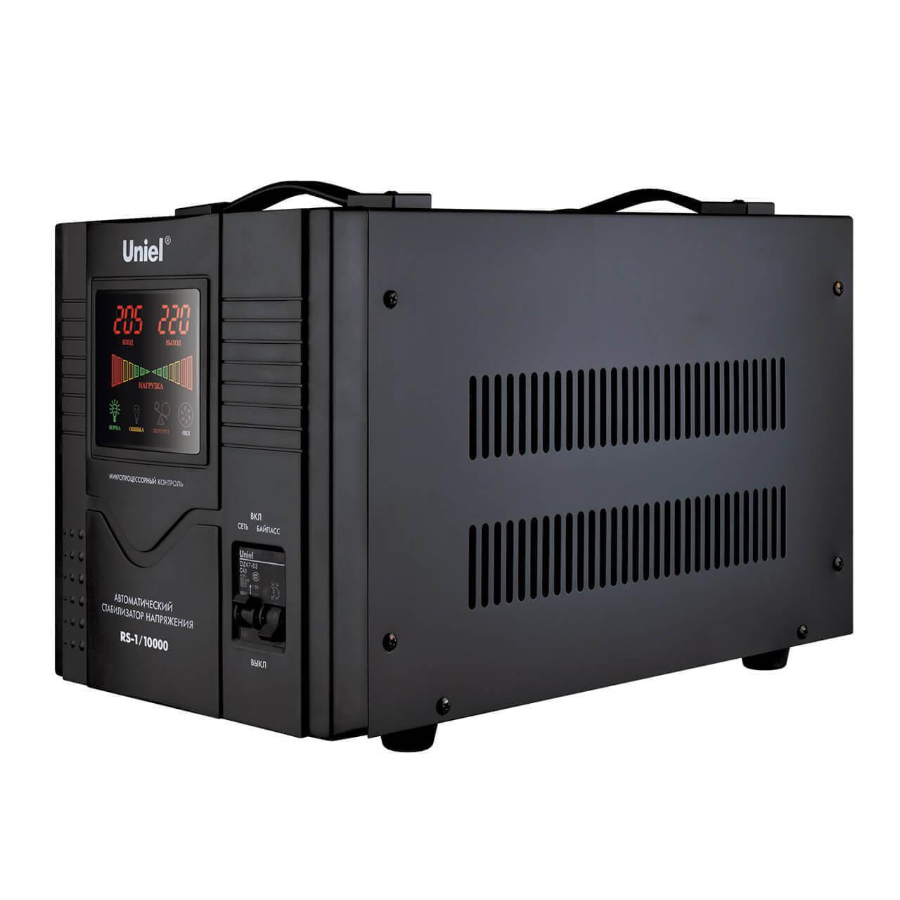 Стабилизатор Uniel RS-1/10000 RS-1